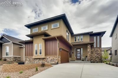 Colorado Springs Single Family Home For Sale: 8309 Misty Moon Drive