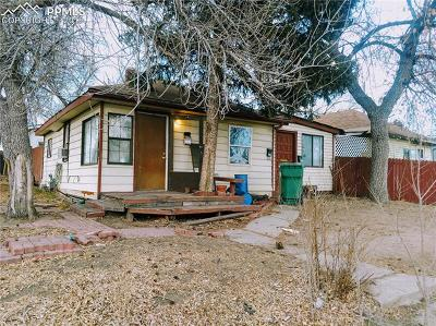 Colorado Springs Residential Income For Sale: 803 N Union Boulevard #1