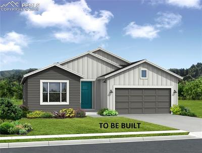 Colorado Springs Single Family Home For Sale: 6788 Cumbre Vista Way