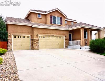 Colorado Springs CO Single Family Home For Sale: $465,000