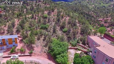 Manitou Springs Residential Lots & Land For Sale: 14 Sunrise Road