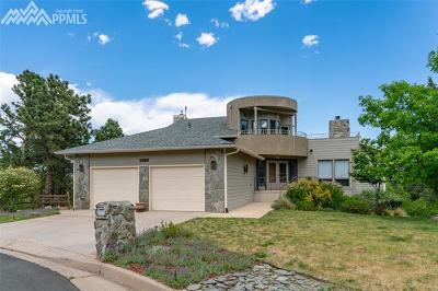 Colorado Springs Single Family Home For Sale: 2910 English Point