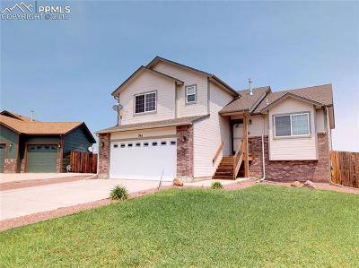 Single Family Home For Sale: 7411 Sun Prairie Drive
