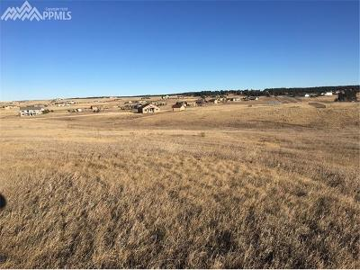 Colorado Springs Residential Lots & Land For Sale: 16560 Papago Way