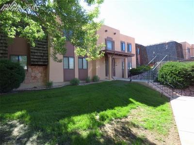Colorado Springs Condo/Townhouse For Sale: 2949 Mesa Road #C