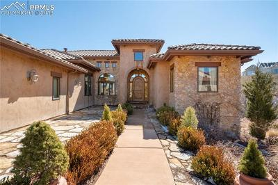 Colorado Springs CO Single Family Home For Sale: $1,150,000