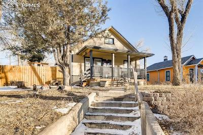 Colorado Springs Single Family Home For Sale: 201 S El Paso Street