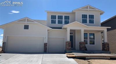 Peyton Single Family Home For Sale: 13607 Evening Sky Drive