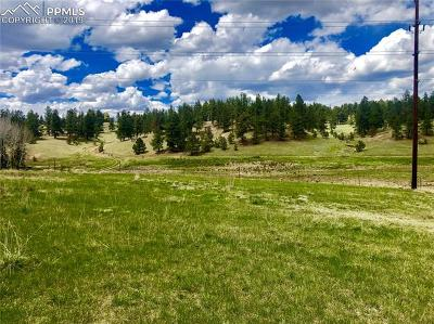 Florissant Residential Lots & Land For Sale: 25 Falcon Circle