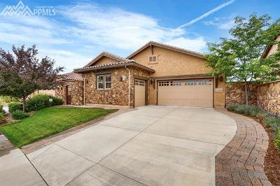 Colorado Springs Condo/Townhouse For Sale: 13144 Thumbprint Court