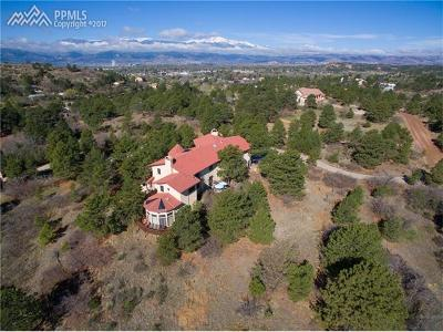 El Paso County Single Family Home For Sale: 4730 Brady Road