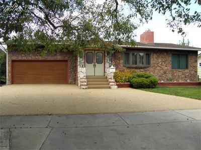 Single Family Home For Sale: 1754 Palmer Park Boulevard
