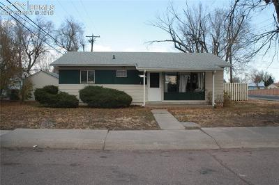 El Paso County Single Family Home For Sale: 1226 Pando Avenue