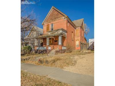 Pueblo Multi Family Home For Sale: 717 E 8th Avenue