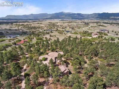 El Paso County Single Family Home For Sale: 12730 Bridle Bit Road