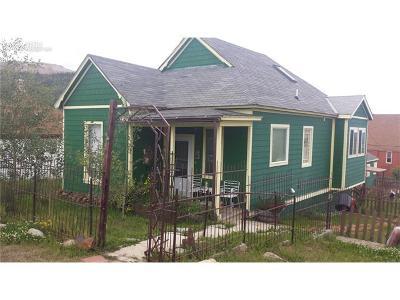 Single Family Home For Sale: 416 E Eaton Avenue