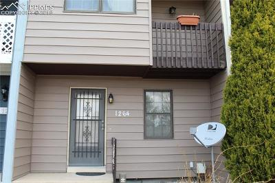 Colorado Springs Residential Income Under Contract - Showing: 1264 Cree Drive