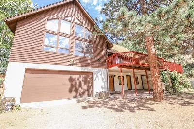 Cascade Single Family Home For Sale: 5365 Rampart Terrace Road