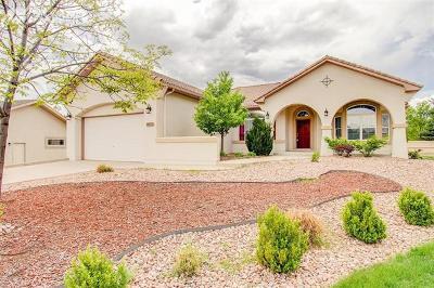 Pine Creek Single Family Home For Sale: 9954 Glenrose Circle