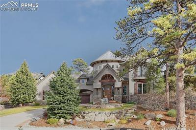 Castle Rock Single Family Home For Sale: 5078 Knobcone Drive