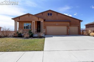 Single Family Home For Sale: 15528 Colorado Central Way