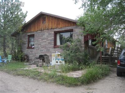 Colorado Springs Single Family Home For Sale: 10565 Milam Road