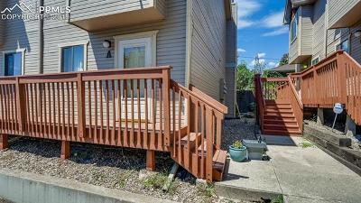 Colorado Springs Condo/Townhouse For Sale: 1506 Crestone Avenue #A