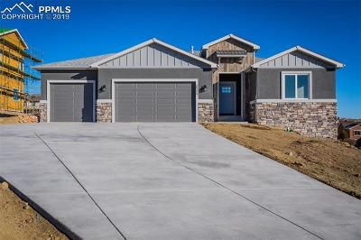 El Paso County Single Family Home For Sale: 5531 Copper Drive
