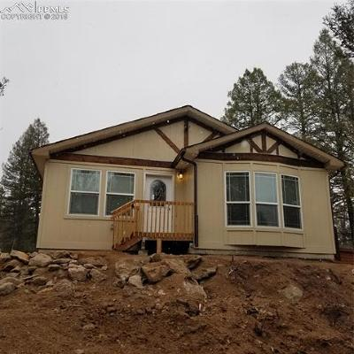 Florissant Single Family Home For Sale: 67 Alpine Drive
