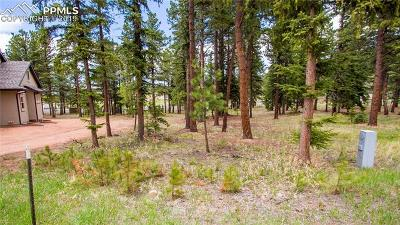 Woodland Park Residential Lots & Land For Sale: 640 Chipmunk Drive
