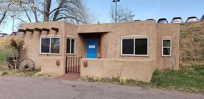 Colorado Springs Commercial For Sale: 955 Pico Point
