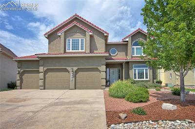 Colorado Springs Single Family Home For Sale: 8460 Edgemont Way