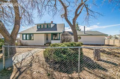 Peyton, Falcon Single Family Home For Sale: 18415 Main Street