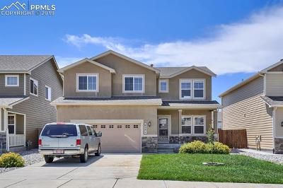 Colorado Springs CO Single Family Home For Sale: $305,000