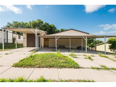 El Paso County Single Family Home For Sale: 311 Comanche Village Drive