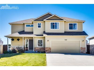 Peyton Single Family Home For Sale: 9329 Portmarnock Court