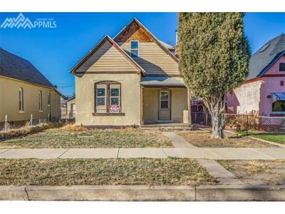 Single Family Home For Sale: 1019 Pine Street