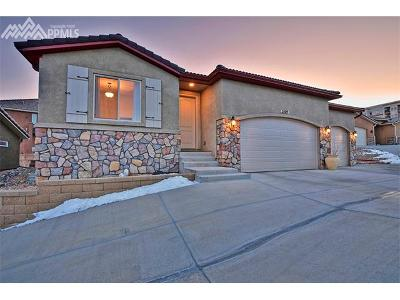 Colorado Springs Condo/Townhouse For Sale: 2169 Lone Willow View