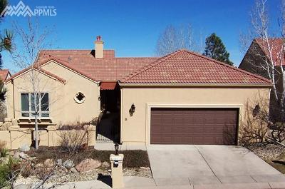 Colorado Springs Condo/Townhouse For Sale: 4025 Hermitage Drive