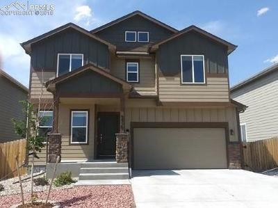 Single Family Home For Sale: 9970 Silver Stirrup Drive