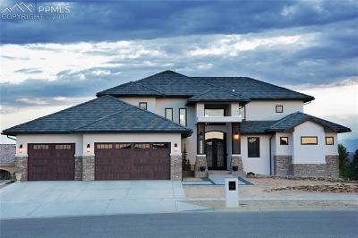Pueblo Single Family Home For Sale: 4800 Desert Candle Drive