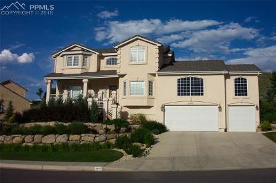 Colorado Springs Single Family Home For Sale: 3257 Muirfield Drive