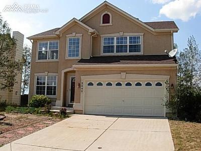 Single Family Home For Sale: 2242 Springside Drive