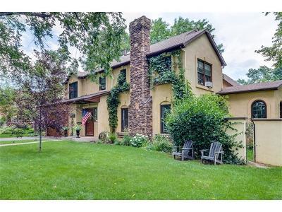 Single Family Home For Sale: 1321 N Cascade Avenue