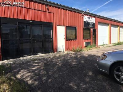 Fountain Commercial For Sale: 6700 Southmoor Drive