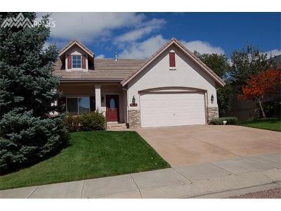 Single Family Home For Sale: 4620 Seton Place
