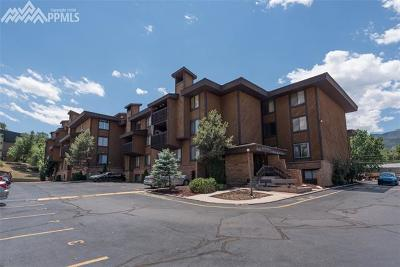 Colorado Springs Condo/Townhouse Under Contract - Showing: 935 Saturn Drive #109