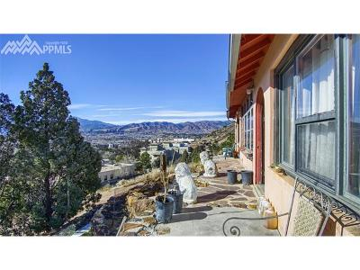 Colorado Springs Single Family Home For Sale: 24 Cragmor Village Drive