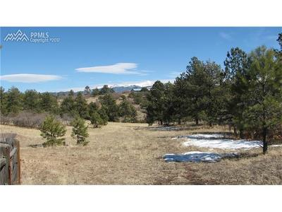 Florissant Residential Lots & Land For Sale: 1305 Apache Trail