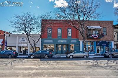 Colorado Springs Commercial For Sale: 2409 W Colorado Avenue